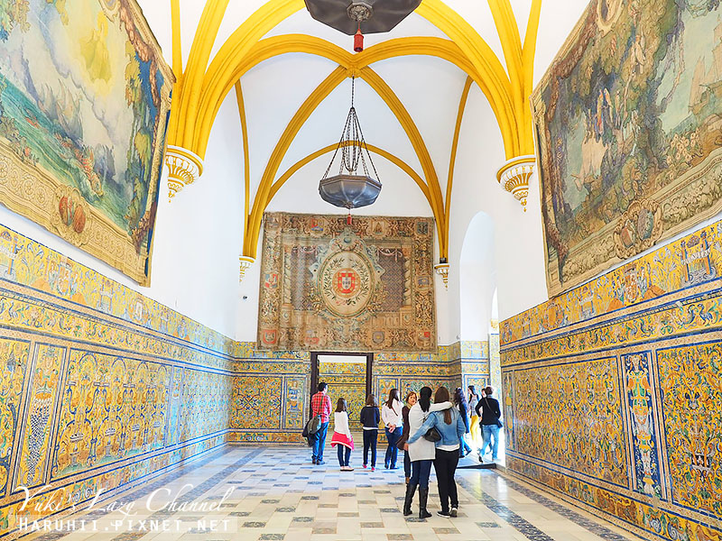 SevillaAcazar塞維亞城堡31.jpg