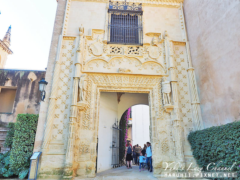 SevillaAcazar塞維亞城堡37.jpg