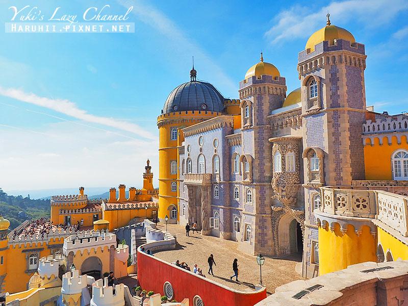 Sintra Pena Palace佩納宮.jpg