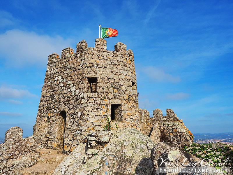 摩爾人城堡Sintra Castle of the Moors4.jpg