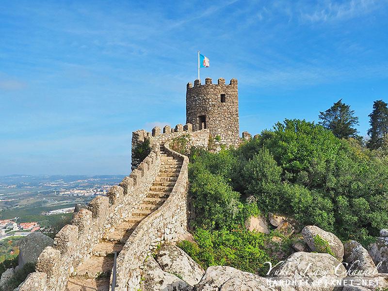 摩爾人城堡Sintra Castle of the Moors3.jpg