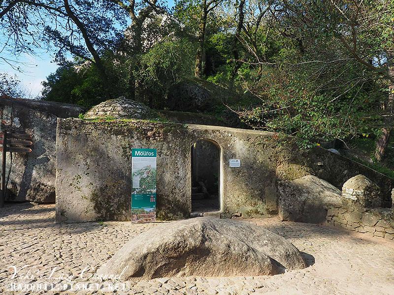 摩爾人城堡Sintra Castle of the Moors5.jpg