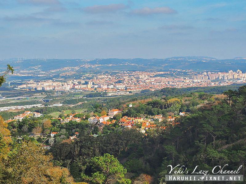 摩爾人城堡Sintra Castle of the Moors7.jpg