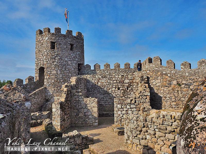 摩爾人城堡Sintra Castle of the Moors8.jpg