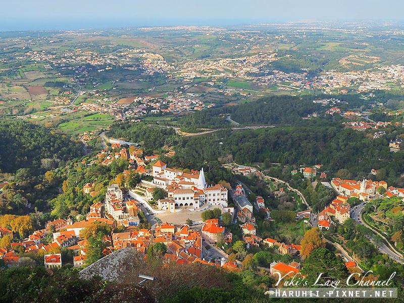 摩爾人城堡Sintra Castle of the Moors9.jpg