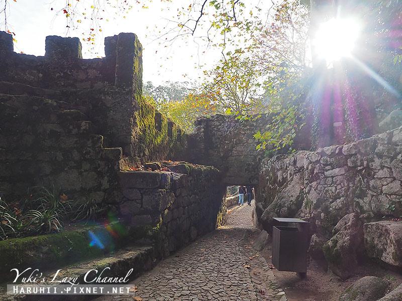 摩爾人城堡Sintra Castle of the Moors10.jpg