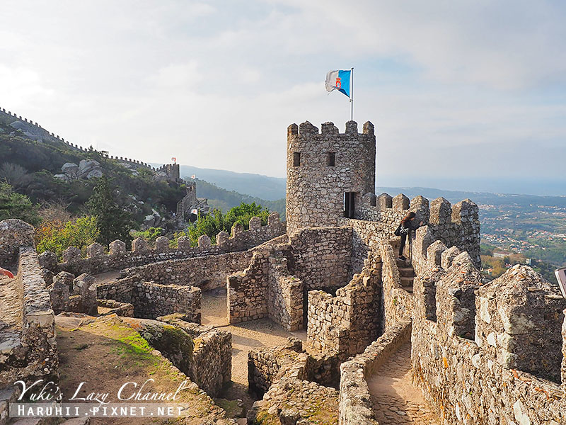 摩爾人城堡Sintra Castle of the Moors13.jpg