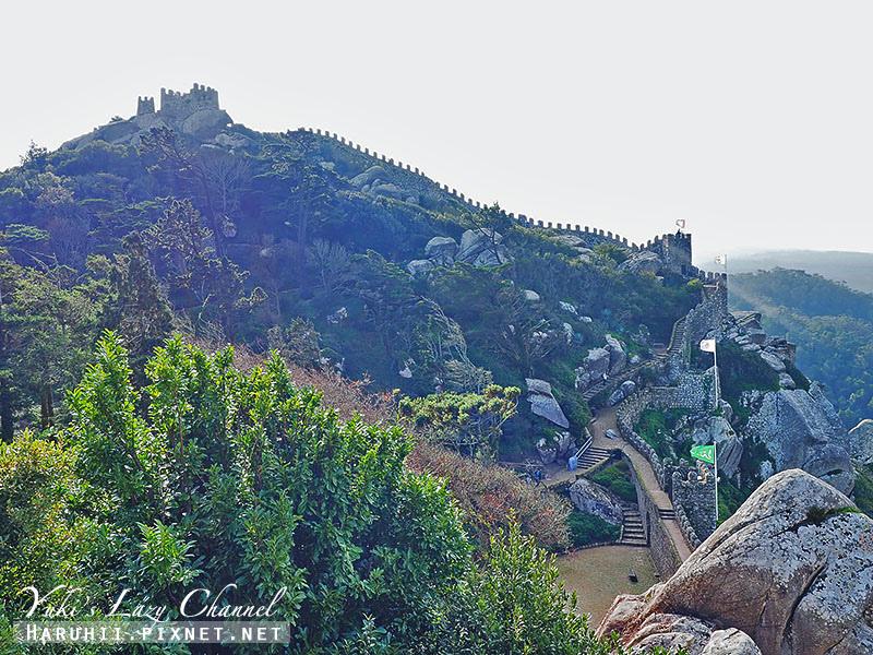 摩爾人城堡Sintra Castle of the Moors14.jpg