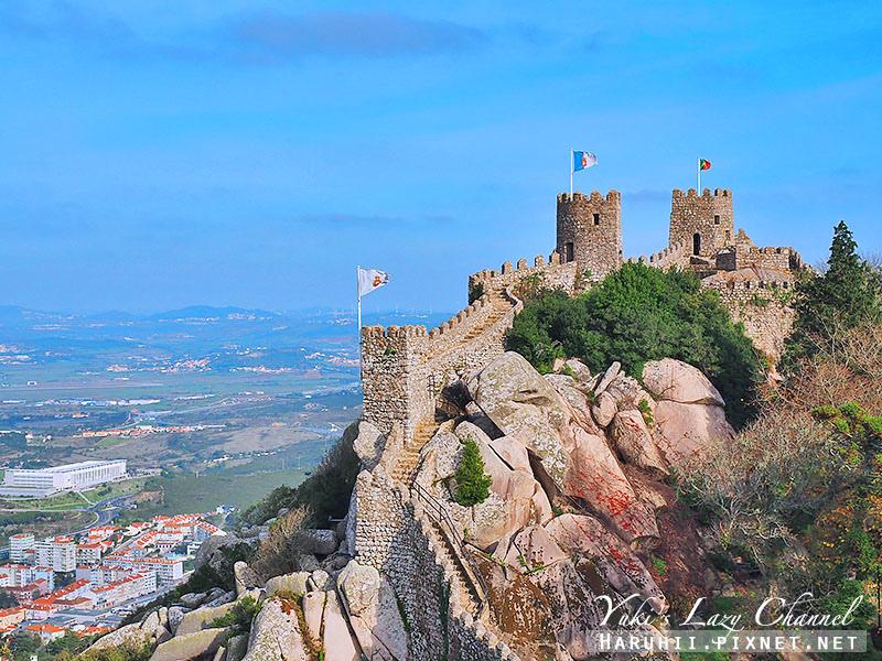摩爾人城堡Sintra Castle of the Moors16.jpg