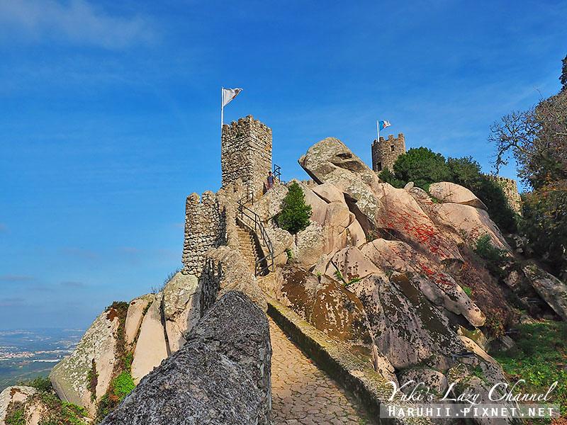 摩爾人城堡Sintra Castle of the Moors15.jpg
