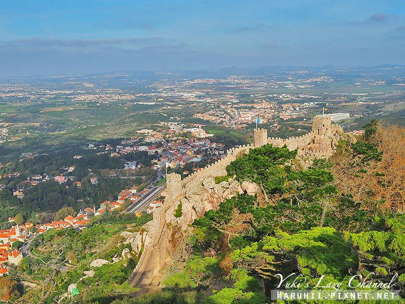 摩爾人城堡Sintra Castle of the Moors17.jpg