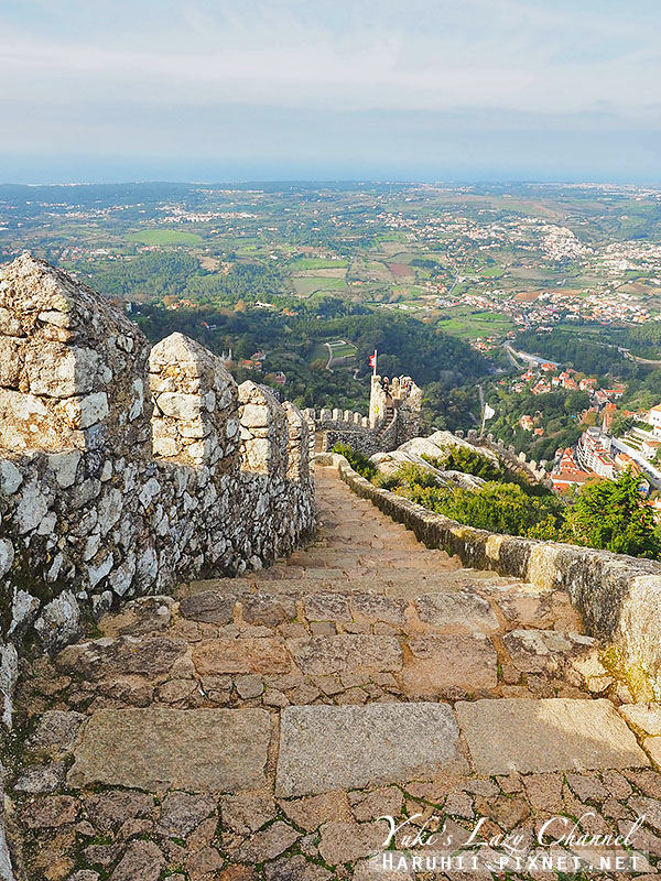 摩爾人城堡Sintra Castle of the Moors18.jpg