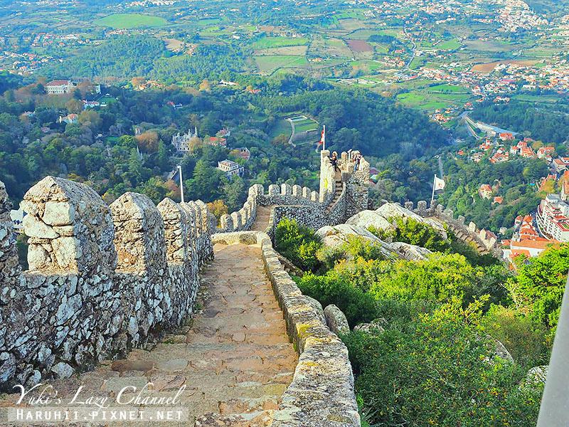摩爾人城堡Sintra Castle of the Moors19.jpg