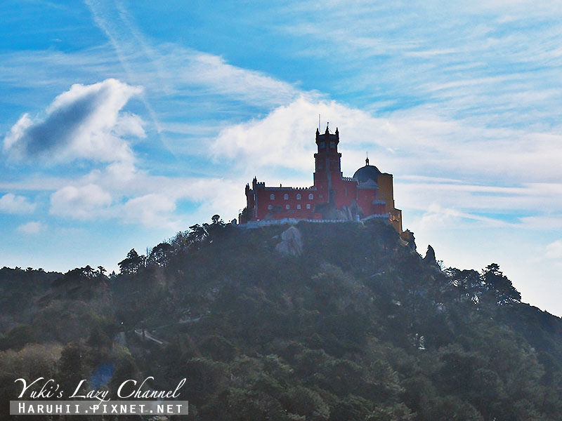 摩爾人城堡Sintra Castle of the Moors20.jpg