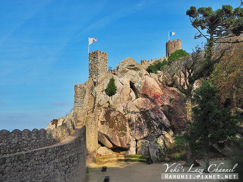 摩爾人城堡Sintra Castle of the Moors21.jpg