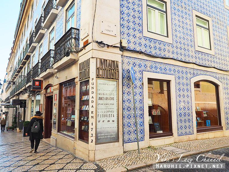 里斯本世界最老書店1