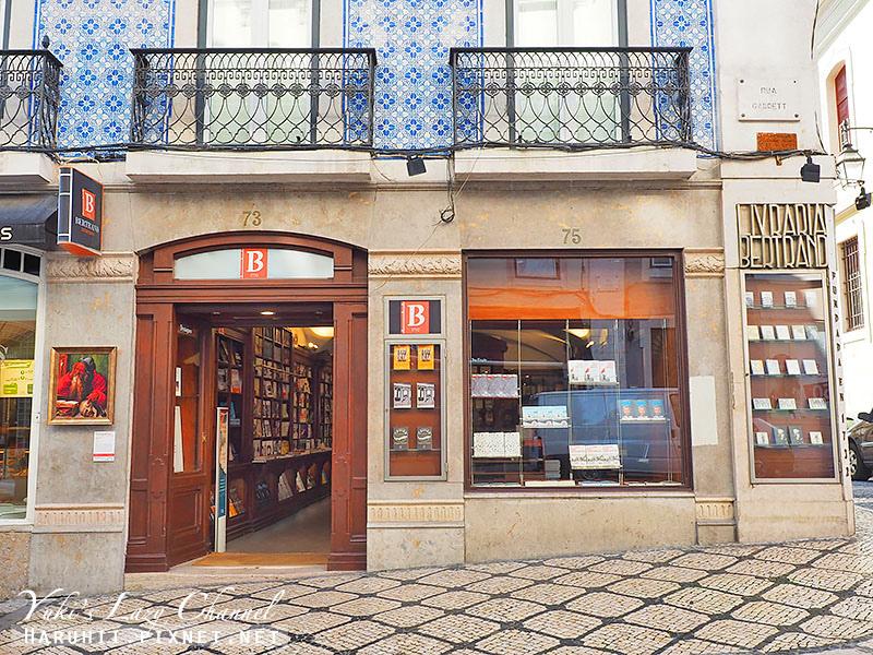 里斯本世界最老書店2