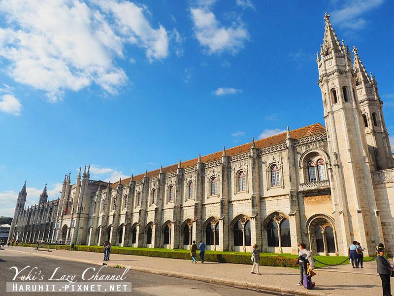里斯本貝倫區熱羅尼莫斯修道院Jerónimos Monastery1.jpg