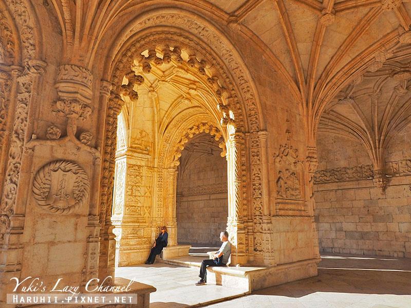 里斯本貝倫區熱羅尼莫斯修道院Jerónimos Monastery3.jpg