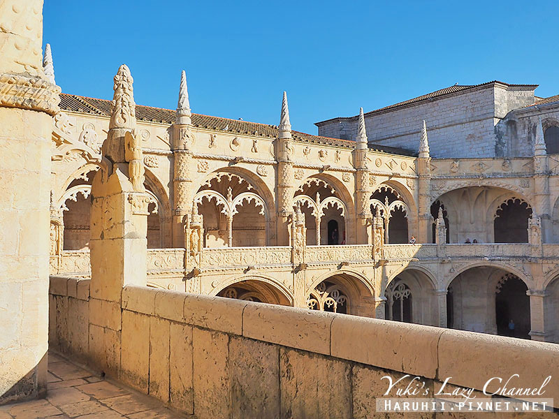 里斯本貝倫區熱羅尼莫斯修道院Jerónimos Monastery5.jpg