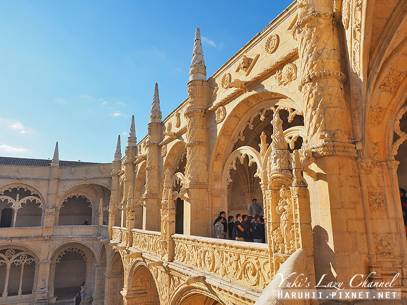 里斯本貝倫區熱羅尼莫斯修道院Jerónimos Monastery7.jpg