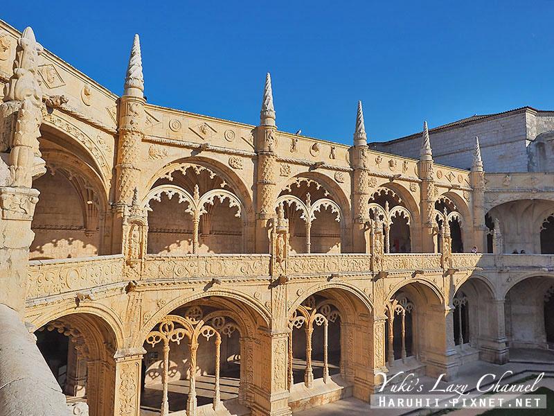 里斯本貝倫區熱羅尼莫斯修道院Jerónimos Monastery9.jpg