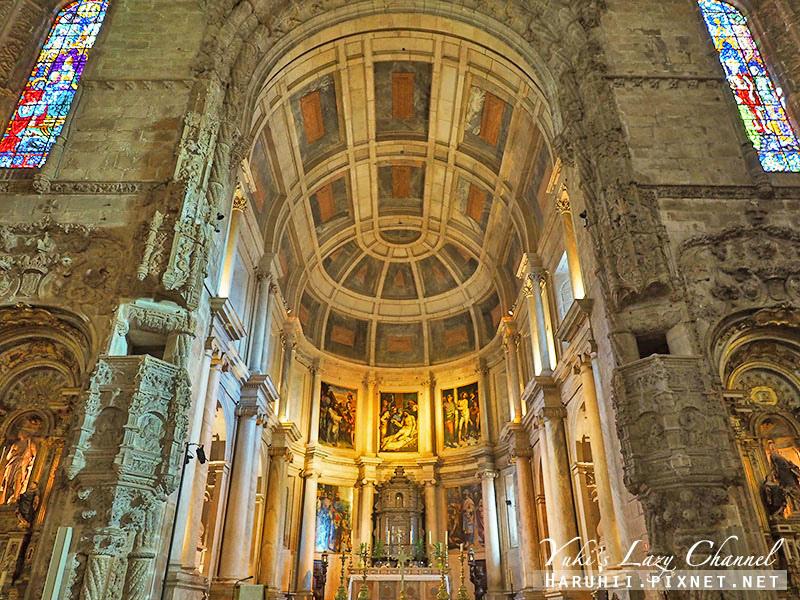 里斯本貝倫區熱羅尼莫斯修道院Jerónimos Monastery15.jpg