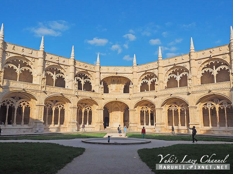里斯本貝倫區熱羅尼莫斯修道院Jerónimos Monastery20.jpg