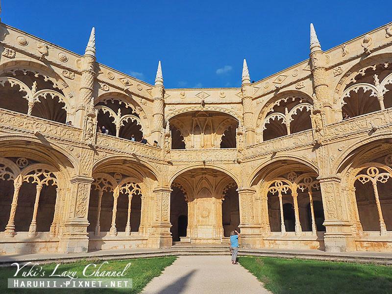 里斯本貝倫區熱羅尼莫斯修道院Jerónimos Monastery21.jpg