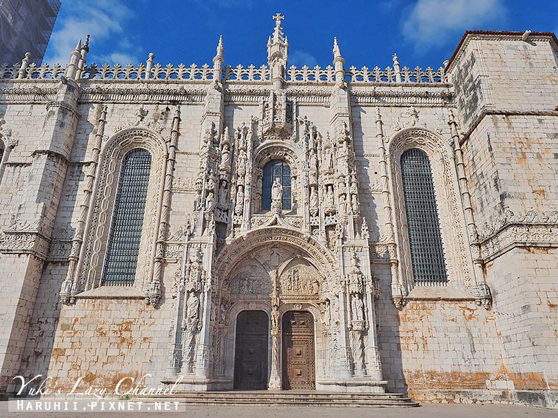 里斯本貝倫區熱羅尼莫斯修道院Jerónimos Monastery.jpg
