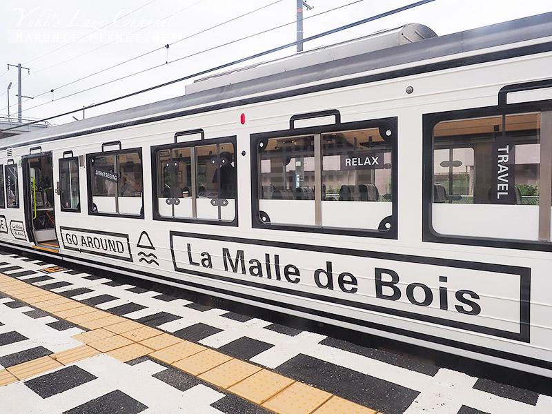La Malle de Bois JR觀光列車5.jpg