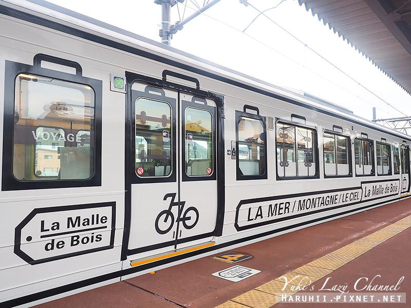 La Malle de Bois JR觀光列車47.jpg