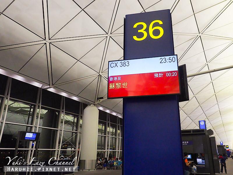 國泰航空特選經濟艙香港蘇黎世10.jpg