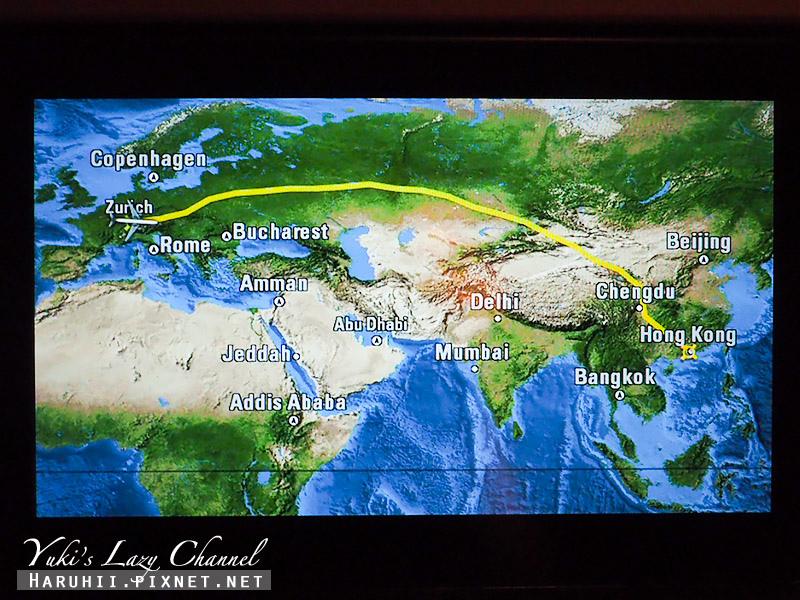 國泰航空特選經濟艙香港蘇黎世38.jpg