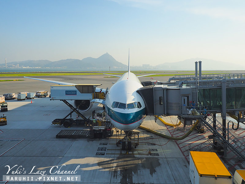 國泰航空商務艙台港線3.jpg