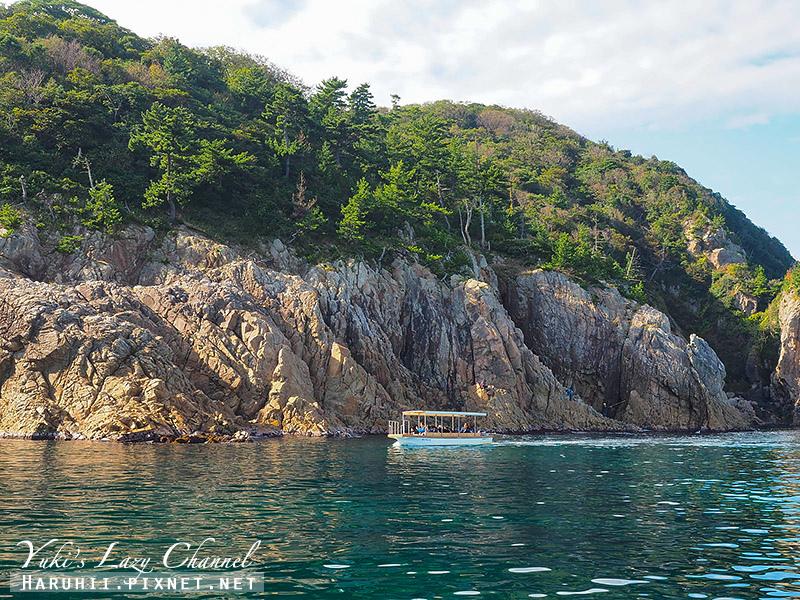 鳥取浦富海岸遊覽船17.jpg