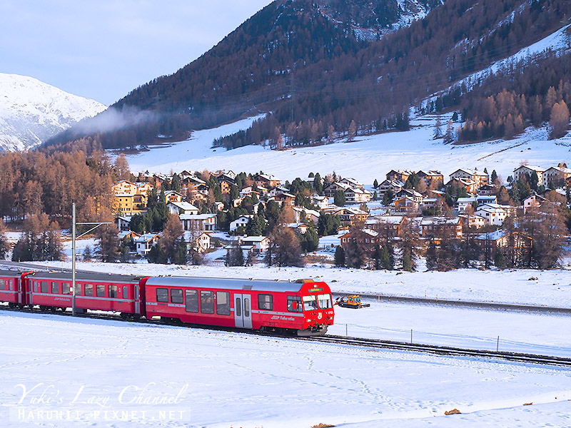 Bernina express 伯連納列車1.jpg