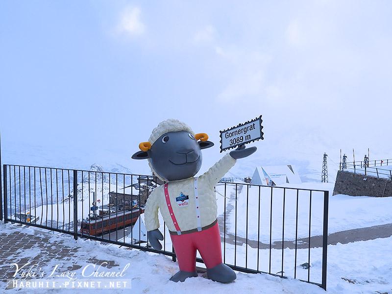 策馬特Zermatt Gornergrat觀景台30.jpg