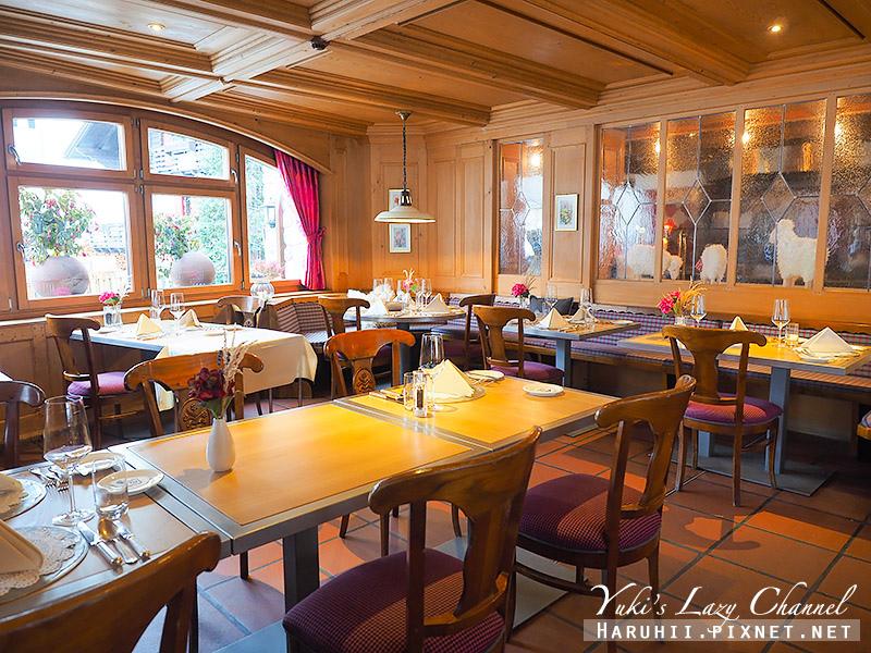 策馬特餐廳推薦Restaurant Schaferstube2.jpg