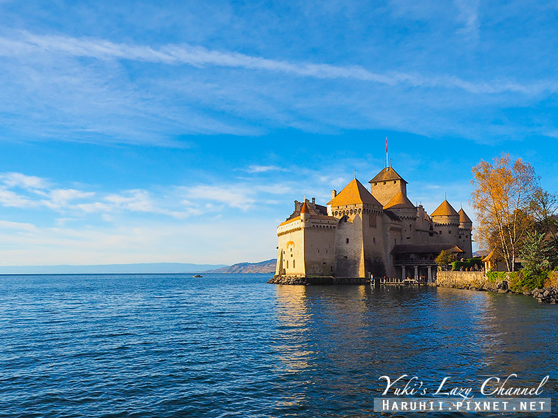 西庸古堡Chateau de Chillon.jpg