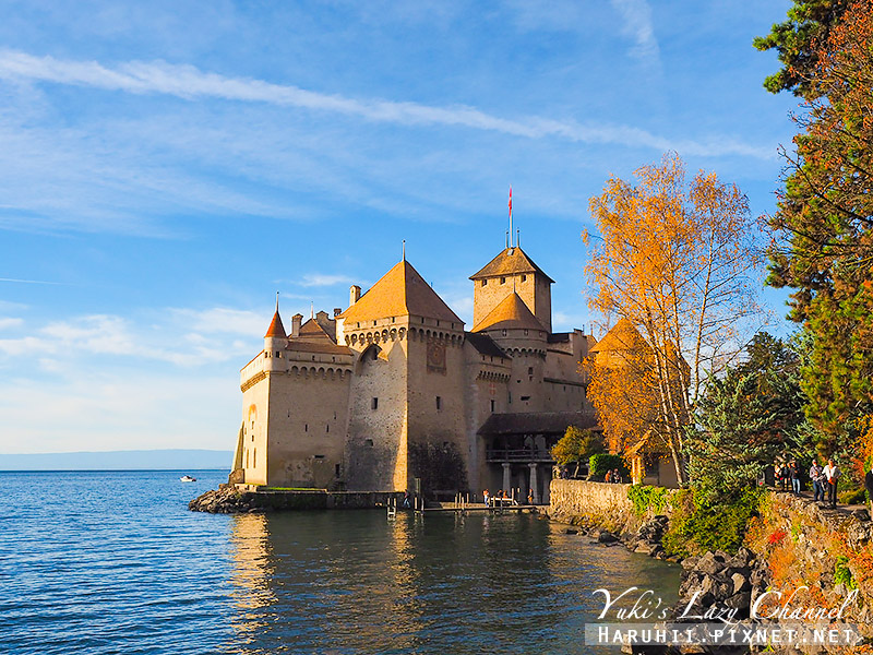 西庸古堡Chateau de Chillon1.jpg