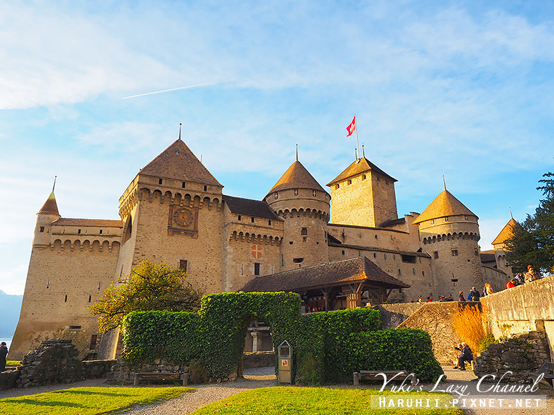 西庸古堡Chateau de Chillon3.jpg