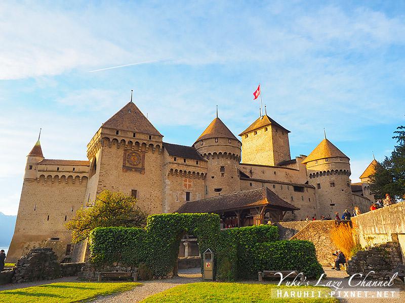 西庸古堡Chateau de Chillon3.jpg