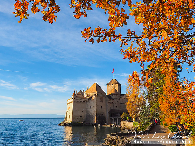 西庸古堡Chateau de Chillon2.jpg