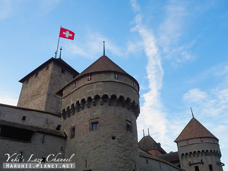 西庸古堡Chateau de Chillon5.jpg