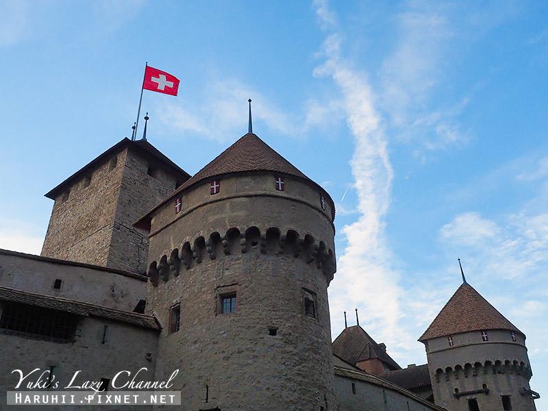 西庸古堡Chateau de Chillon5.jpg