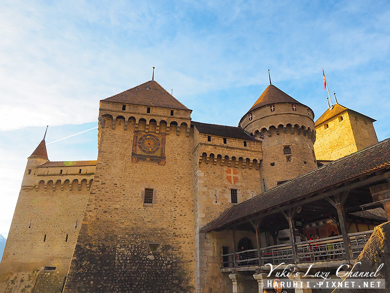西庸古堡Chateau de Chillon4.jpg