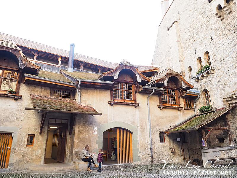 西庸古堡Chateau de Chillon7.jpg