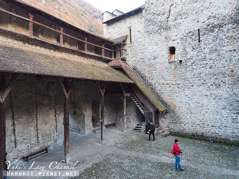 西庸古堡Chateau de Chillon24.jpg
