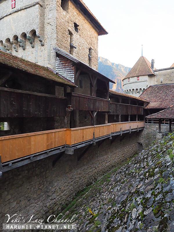 西庸古堡Chateau de Chillon27.jpg